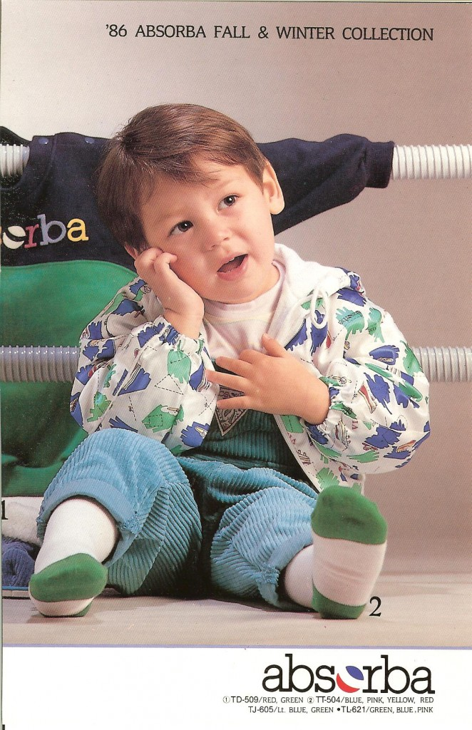 kids modeling absorba 001