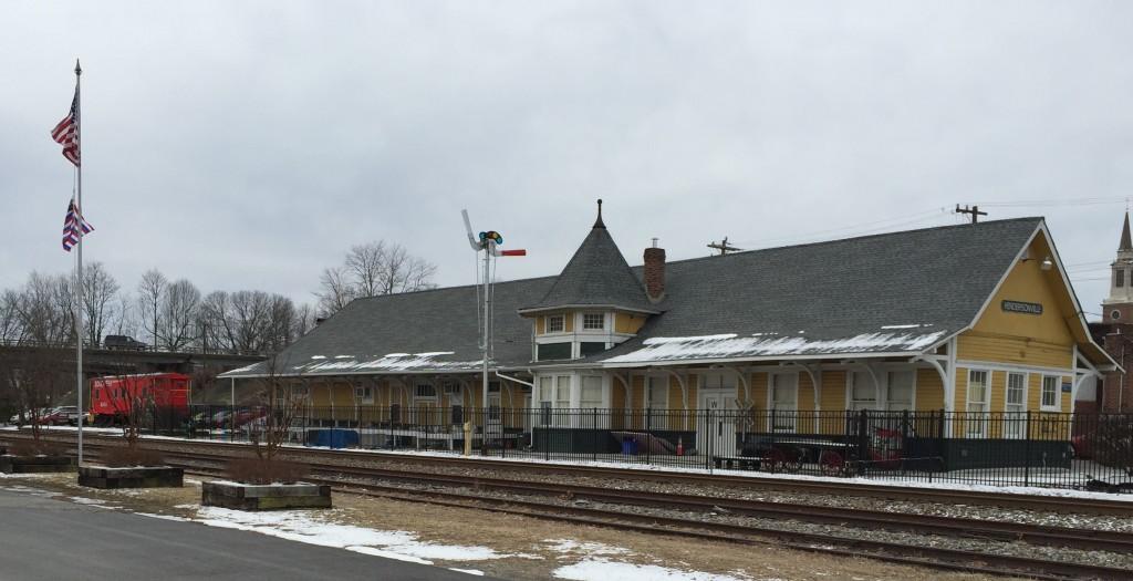 Hendersonville Train Depot