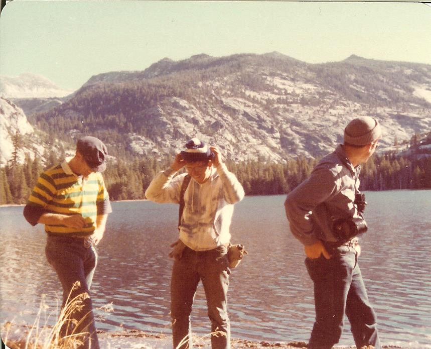 Merced Lake in Yosemite National Park.