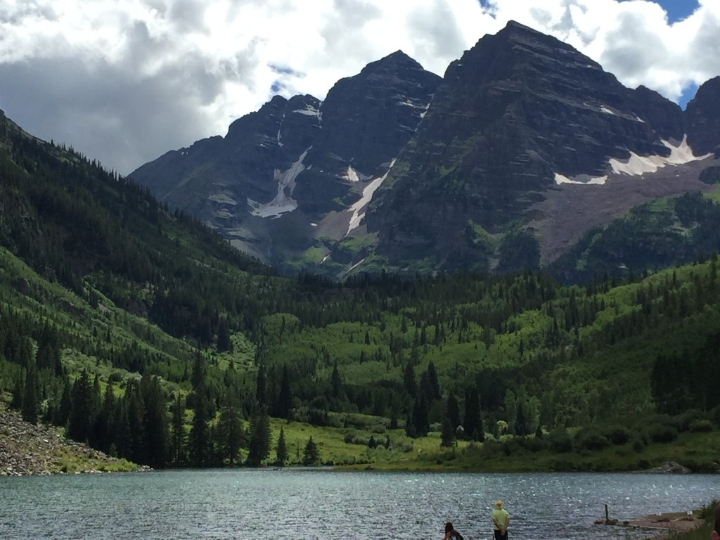Maroon Bells And Maroon Lake (7)
