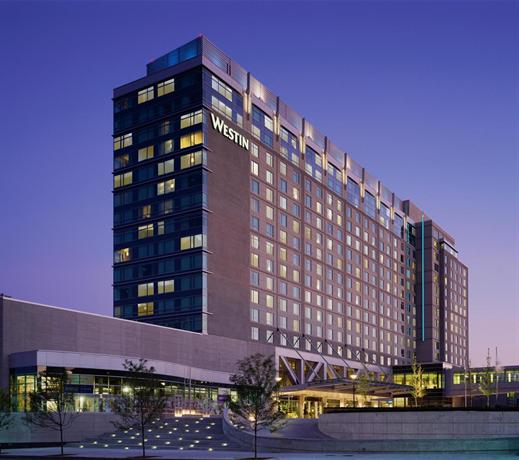 Boston's Westin Waterfront Hotel