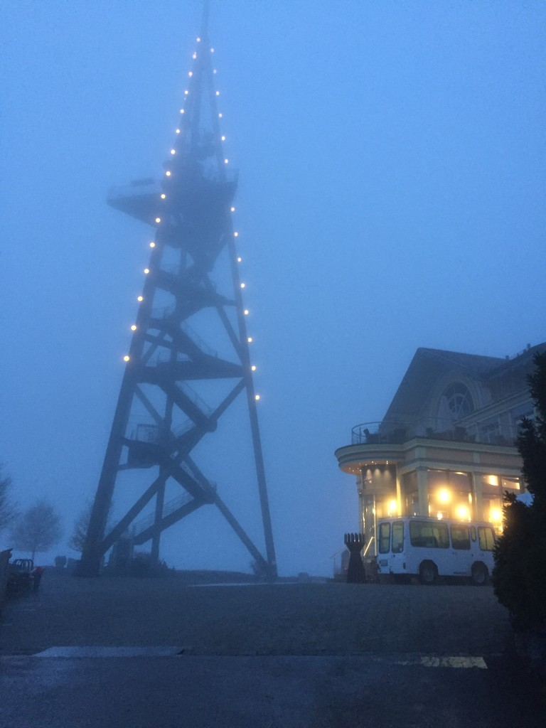 """The Tower on the """"Top of Zurich"""""""
