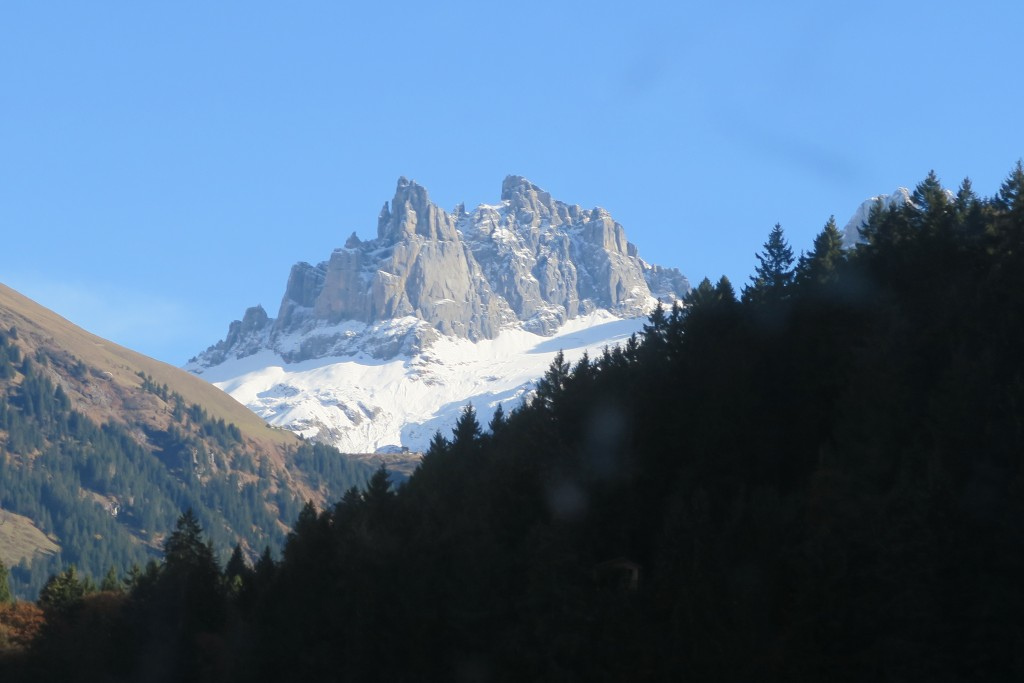 One of the beautiful views from Engdlberg, Switzerland