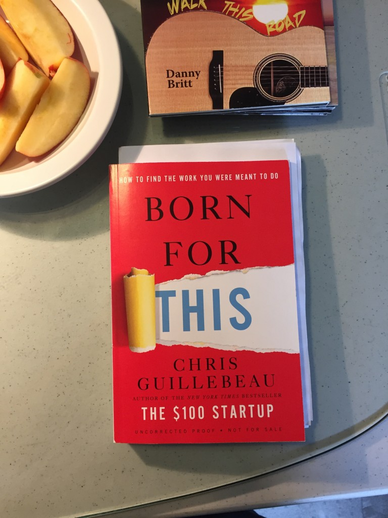 """Book about how to discover work you were """"born to do"""""""